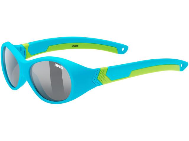 UVEX Sportstyle 510 Glasses Kids, blue green/smoke